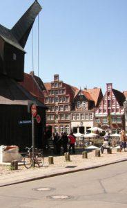 Appartment Lueneburg Innenstadt Altstadt